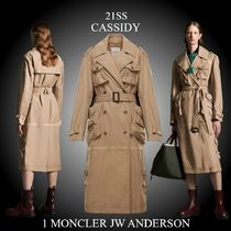21SS★新作★1 MONCLER JW ANDERSON★CASSIDY トレンチコート