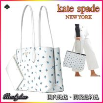 kate spade ☆ All day ブルームラージトート