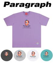 Paragraph(パラグラフ) Tシャツ・カットソー Paragraph Spoon Baby Short T-Shirt (5 Colors)