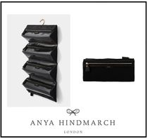 Anya Hindmarch(アニヤハインドマーチ) メイクポーチ Anya Hindmarch☆Night and Day ポーチ 関税/送料込