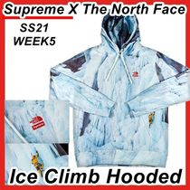 Supreme X The North Face Ice Climb Hooded TNF SS 21 WEEK 5