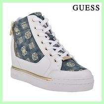 SALE! GUESS Figz ウエッジスニーカー