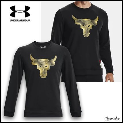 UNDER ARMOUR × Project Rock ★ Terry Crew メンズトレーナー