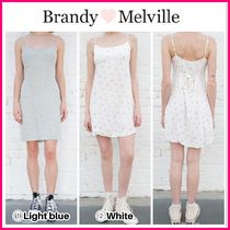 2021SS新作♪ ☆Brandy Melville☆ COLLEEN FLORAL DRESS