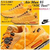 "大人もOK!☆NIKE☆ Air Max 95 ""NYC Taxi"""