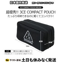 3 CONCEPT EYES(スリーコンセプトアイズ) ポーチ 3CE COMPACT POUCH #BLACK
