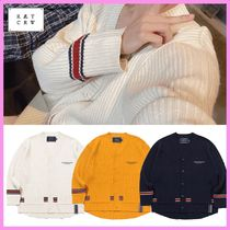 ☆MCND フィジュン着用☆RIBBED KNIT CARDIGAN/ROMANTIC CROWN☆