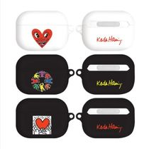 Keith Haring(キースへリング) テックアクセサリー Keith Haring☆AirPods Pro Case 全3種