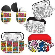 Keith Haring(キースへリング) テックアクセサリー Keith Haring☆キャラクターパターンAirPods Pro Case 全3種