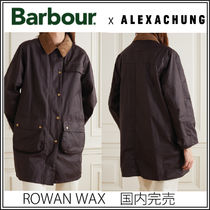 Barbour(バブアー) ジャケット 国内完売【BARBOUR X ALAXACHANG】ローワン ワックス LWX1133