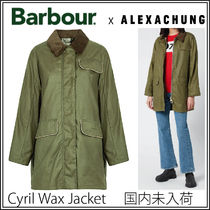 Barbour(バブアー) ジャケット 国内未入荷【BARBOUR X ALAXACHANG】CYRIL WAXED COTTON JACKET