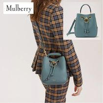 Mulberry(マルベリー) ショルダーバッグ・ポシェット Outlet 【Mulberry】 Small Hampstead バケットバッグ
