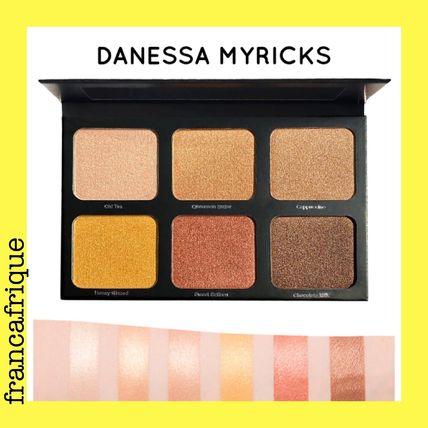 人気☆DANESSA MYRICKS☆Light Work Palette II☆ハイライター