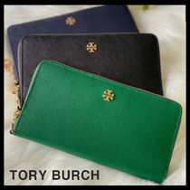 ★TORY BURCH★Britten Zip Continental トリーバーチ 長財布
