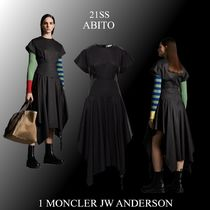 21SS★新作★1 MONCLER JW ANDERSON★ABITO コットン ワンピース