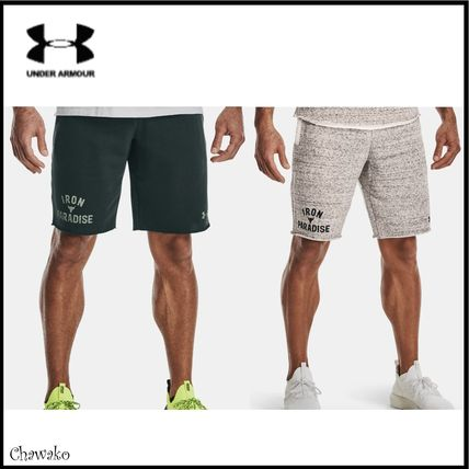 UNDER ARMOUR × Project Rock Shorts ★ メンズショートパンツ