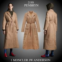 21SS★新作★1 MONCLER JW ANDERSON★PENBRYN ロングコート