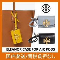 【Tory Burch】Eleanor Leather AirPods Proケース★
