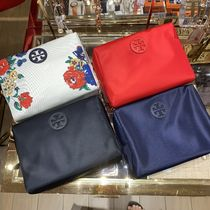 TORY BURCH ナイロン メイクポーチ