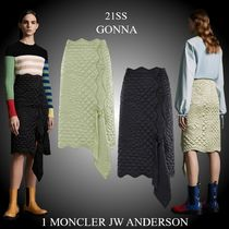21SS★新作★1 MONCLER JW ANDERSON★GONNA ペンシルスカート