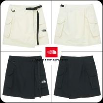 [THE NORTH FACE]★韓国大人気★W'S CLIMB UP WRAP SKIRT