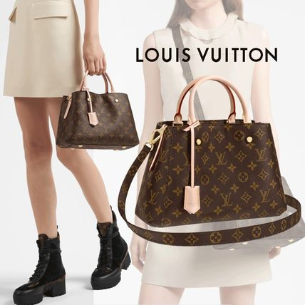 LOUIS VUITTON - MONTAIGNE BB モンテーニュ BB