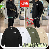 【THE NORTH FACE】ALBANY CREWNECK★2021