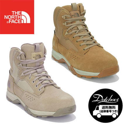 THE NORTH FACE スニーカー THE NORTH FACE MOUNTAIN HUNTER MID WP MU2238 追跡付