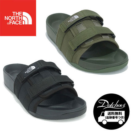 THE NORTH FACE WOVEN SLIDE EX MU2239 追跡付