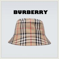 BURBERRY ヴィンテージ チェック バケット ハット