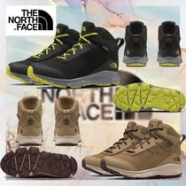 【THE NORTH FACE】ハイキングブーツJr. HedgehogHikerII Mid WP