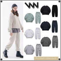 WV PROJECT Souffle Sweatshirt + Pants 上下セットアップ 全7色