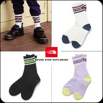 [THE NORTH FACE] ★韓国大人気★KIDS MID SOCKS