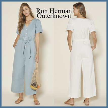 Ron Herman取扱Outerknown/ *ジアジャンプスーツ*☆関税送料込み