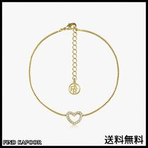 [FINDKAPOOR]HEART LINE HEART CUBIC GOLD ANKLET