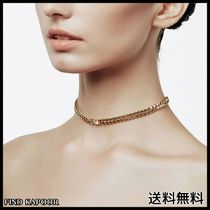 [FINDKAPOOR]CHAIN LINE CUBIC POINT GOLD NECKLACE