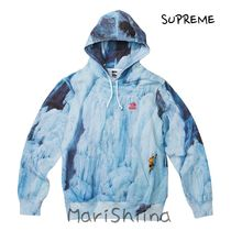 SUPREME The North Face Ice Climb Hooded Sweatshirt SS21
