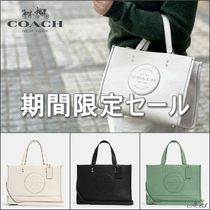COACH【大人気 新作 ◆ Dempsey Carryall With Patch】