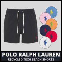 [POLO RALPH LAUREN] RECYCLED BEACH SHORTS (送料関税込み)