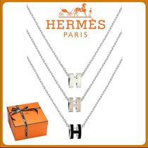 人気♪【HERMES】Mini Pop H Pendant