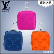 【Louis Vuitton】ポルト クレ・ポーチバッグ キーリング
