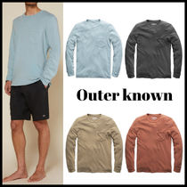 Outer known(アウターノウン) Tシャツ・カットソー Outer known ☆GROOVY ポケット付き 長袖☆ Tシャツ 完売前に!