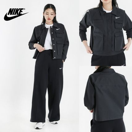 ☆送料無料☆ NIKE NSW Swoosh Woven Jacket Womens ☆