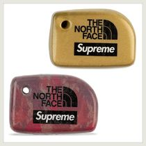 Supreme x The North Face キーチェーン