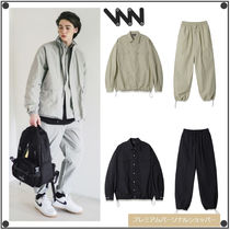WV PROJECTのDaintree string Shirts + Pants 上下セットアップ