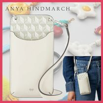 Anya Hindmarch☆I Am A Plastic Bag Phone Pouch on Strap