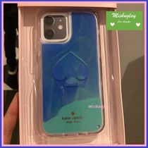 【kate spade】♤に流れる砂★iPhone12♪各種対応★