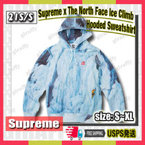 【21SS】SUPREME x The North Face Climb Hooded Sweatshirt