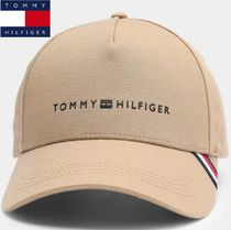 Tommy Hilfiger(トミーヒルフィガー) キャップ 【Tommy Hilfiger】Uptown Capクラシックカーキ色キャップ