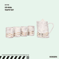 人気話題!Off-White TEAPOT SET